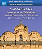 New Zealand Symphony Orchestra - Mussorgsky: Pictures At An Exhibition [Peter Breiner, New Zealand Symphony Orchestra] [Naxos Blu-ray Audio: NBD0036] [DVD AUDIO]