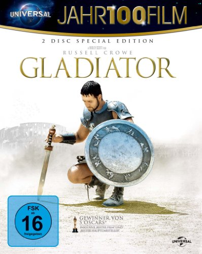 Gladiator - 10th Anniversary Edition - Jahr100Film [Blu-ray]