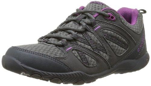 Hi-Tec  Premilla Life Wo'S,  Scarpe da camminata ed escursionismo donna Grigio Gris (Charcoal/Purple) 38