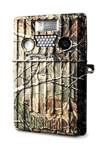 Bushnell Trail Scout W/ Mossy Oak Shadow Branch Camo Trial Camera