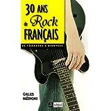 30 ans de rock français
