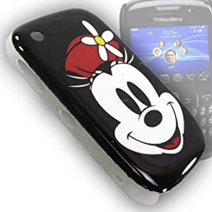 HARD Back Case Cover For BlackBerry Curve 8520 - BB03
