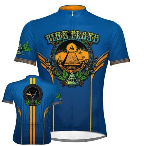 Buy Low Price Pink Floyd – Money Cycling Jersey (B003DWECM4)