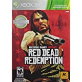 Red Dead Redemption - Xbox 360 ~ Rockstar Games