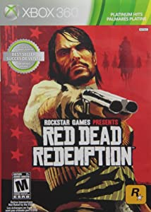 Red Dead Redemption - Xbox 360 Standard Edition