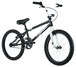 Diamondback Viper Bmx Bike (Black, 20-Inch)
