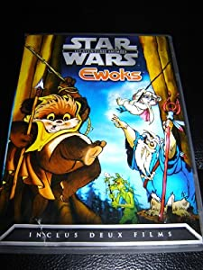Star Wars Animated Adventures - Ewoks: The Haunted Village / Tales from the Endor Woods / Star Wars - Ewoks : Le Village hante / Les Contes de la foret d'Endor