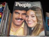People Weekly Magazine July 8, 1974 (Suzy & Mark Spitz cover) (1974)