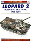 Leopard 2 Main Battle Tank 1979-98 (New Vanguard)