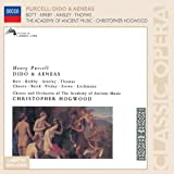 Purcell - Dido & Aeneas / Bott, Kirkby, Ainsley, Thomas, AAM, Hogwood Henry Purcell