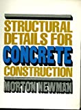 img - for Structural Details for Concrete Construction book / textbook / text book