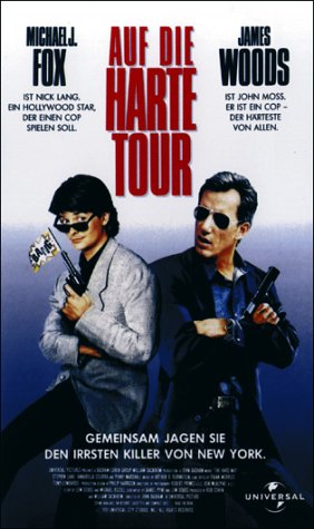 Auf die harte Tour [VHS]