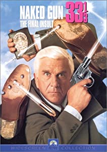 "Cover of ""The Naked Gun 33 1/3 - The Fina..."