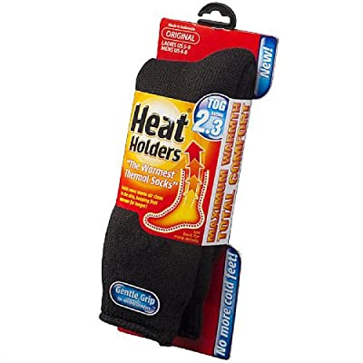 Grabber Women's Heat Holders Ulimate Thermal Socks