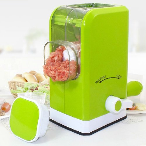 Xcsource Detachable Manual Meat Grinder, Mincer Food Processor HS86