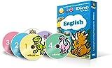 子供の英語学習DVD6枚セット-見ているだけで話せる言葉がどんどん増える魔法の教材。Dino Lingo【NTSC】