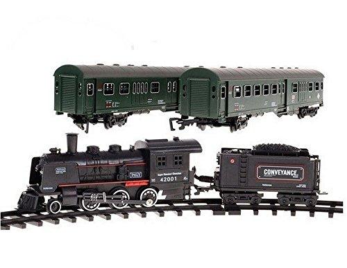 Train Parts Names : Railway king electric steam locomotive classical passenger