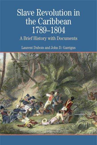Slave Revolution in the Caribbean, 1789-1804: A Brief...