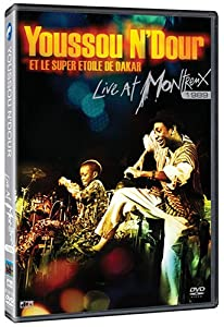 Youssou N'Dour Et Le Super Etoile de Dakar - Live at Montreux 1989
