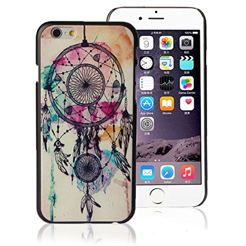 Amonfineshop(TM)Fashion Dream Catcher Campanula Hard Case Cover Skin For iphone 6 4.7 Inch