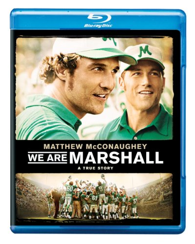 Cover art for  We Are Marshall [Blu-ray]