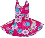 Cute Fashion Baby Frock Girls Princess Party Wear 100% Cotton Dresses Clothing for 0 - 6 Months