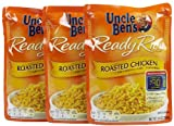 Uncle Bens Roasted Chicken Ready Rice 8.8 oz