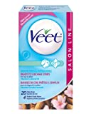 Veet Ready To Use Wax Strips 20 ea