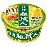 日清 麺職人 塩タンメン 90g×12個