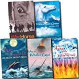 Michael Morpurgo Michael Morpurgo Series 5 Books Set Collection (King of the Cloud Forests, Why the Whales Came, The White Horse of Zennor and other stories, War Horse, Escape from Shangri-La)