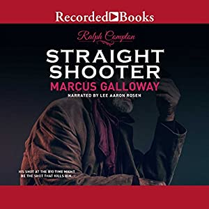 Straight Shooter Audiobook
