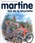 MARTINE FAIT DE LA BICYCLETTE