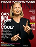 Fortune Magazine October 2014 Vol. 170 Issue 6 - 50 Most Powerful Women