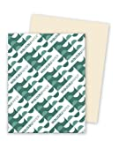 Wausau Exact Premium Cover Paper, 65 lb, 8.5 x 11 Inches, Pastel Ivory, 250 Sheets (68751)