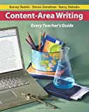 img - for Content-Area Writing: Every Teacher's Guide (authors) Daniels, Harvey, Zemelman, Steven, Steineke, Nancy (2007) published by Heinemann [Paperback] book / textbook / text book
