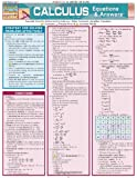 Calculus Equations & Answers (Quickstudy: Academic)