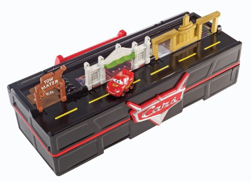 Disney/Pixar Cars Micro Drifters Fast-Flip Carry Case