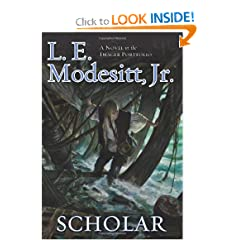 Scholar: A Novel in the Imager Portfolio by L. E. Modesitt