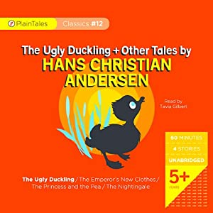 The Ugly Duckling & Other Tales by Hans Christian Anderson Audiobook