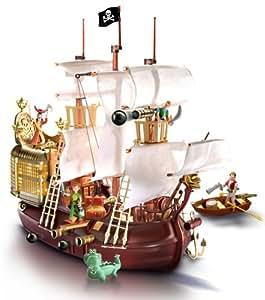 Disney Heroes Peter Pan Captain Hooks Pirate Ship