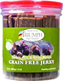 Triumph Pet Industries Grain Free Jerky Treats 24 Ounce Turkey-Pea-Brry 00852