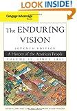 Cengage Advantage Books: The Enduring Vision, Volume II