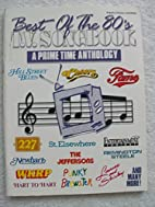 Best of the 80's T.V. Songbook: A Prime…