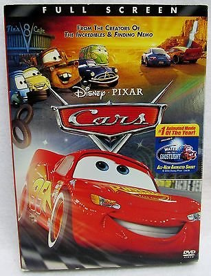 disney pixars cars the movie