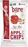 Bare Organic Fuji Apple Chips, Gluten-Free + Baked, 14-Ounce Bag (Pack of 2)