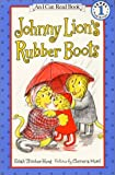Johnny Lions Rubber Boots (I Can Read Book 1)