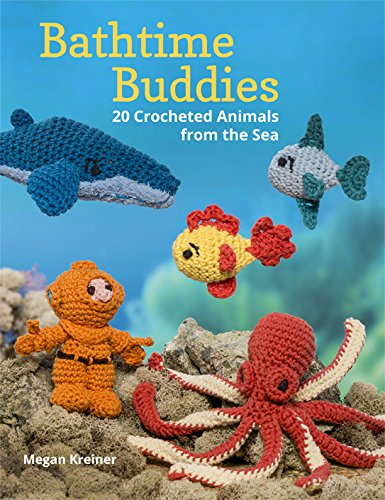 Bathtime Buddies: 20 Crocheted Animals From The Sea front-961904