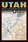 Benchmark Utah Road &amp; Recreation Atlas