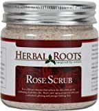 Herbal Roots Rose Face and Body Scrub- 100 gm- MRP- Rs. 499