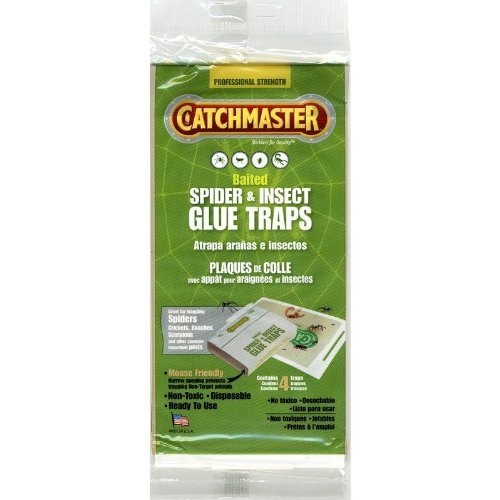 Best Deal CatchMaster 724 Spider and Insect Glue Trap - 4